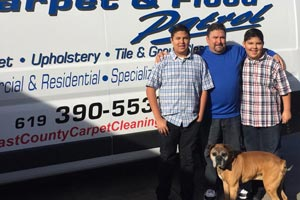Carpet & Flood Patrol has been in business in East County for over 22 years.
